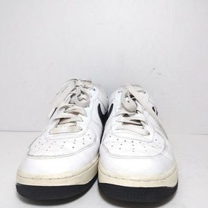 Nike Air Force 1 White Sneakers Size 8